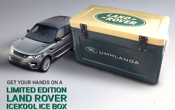 Land Rover IceKool Ice Box – Limited Edition